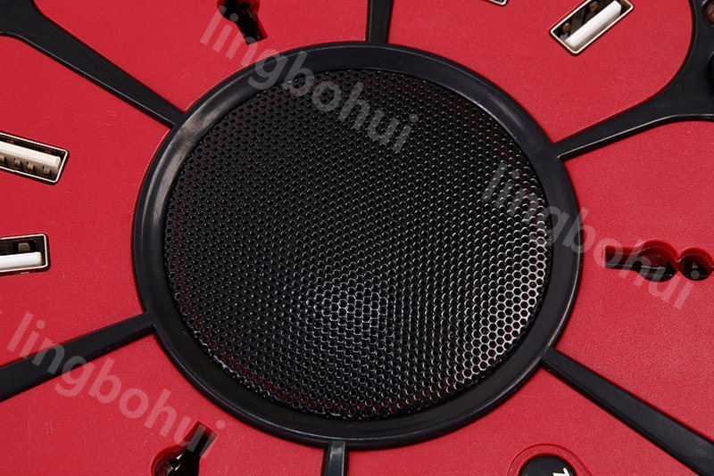Chargeable Portable Speaker for Home & Travel