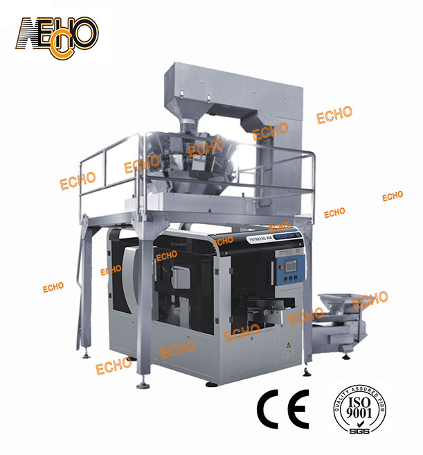 Foodstuff Packing Production Line (MR8-200G)