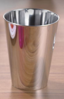 Plastic Cup, Glass, Mug, Tableware, PS, , Disposable, Silver, Light, Cup