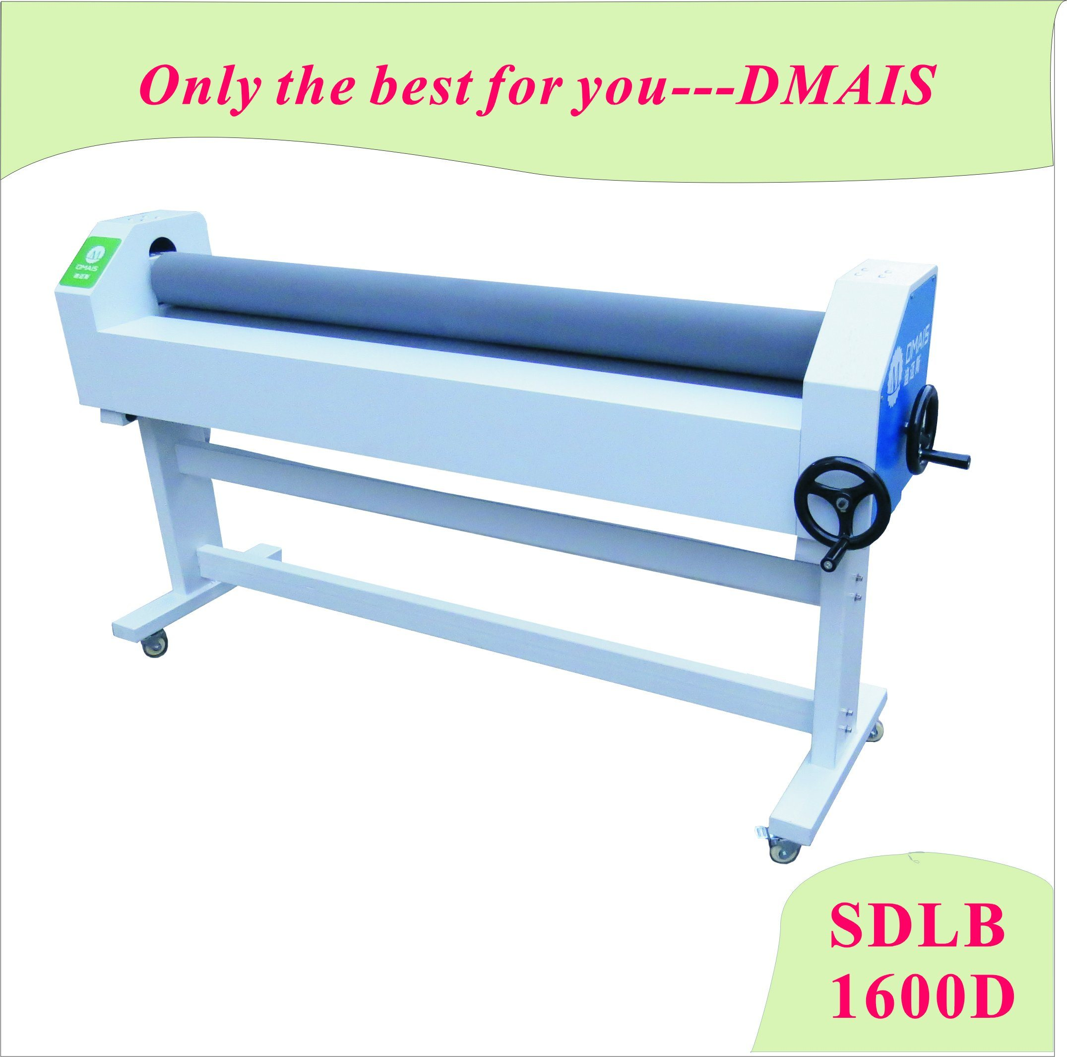 Manual Laminator-Roll to Roll Lamination- for Printing Material