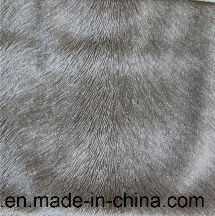 Polyester Dyed Velvet Household Textile Upholstery Sofa Fabric