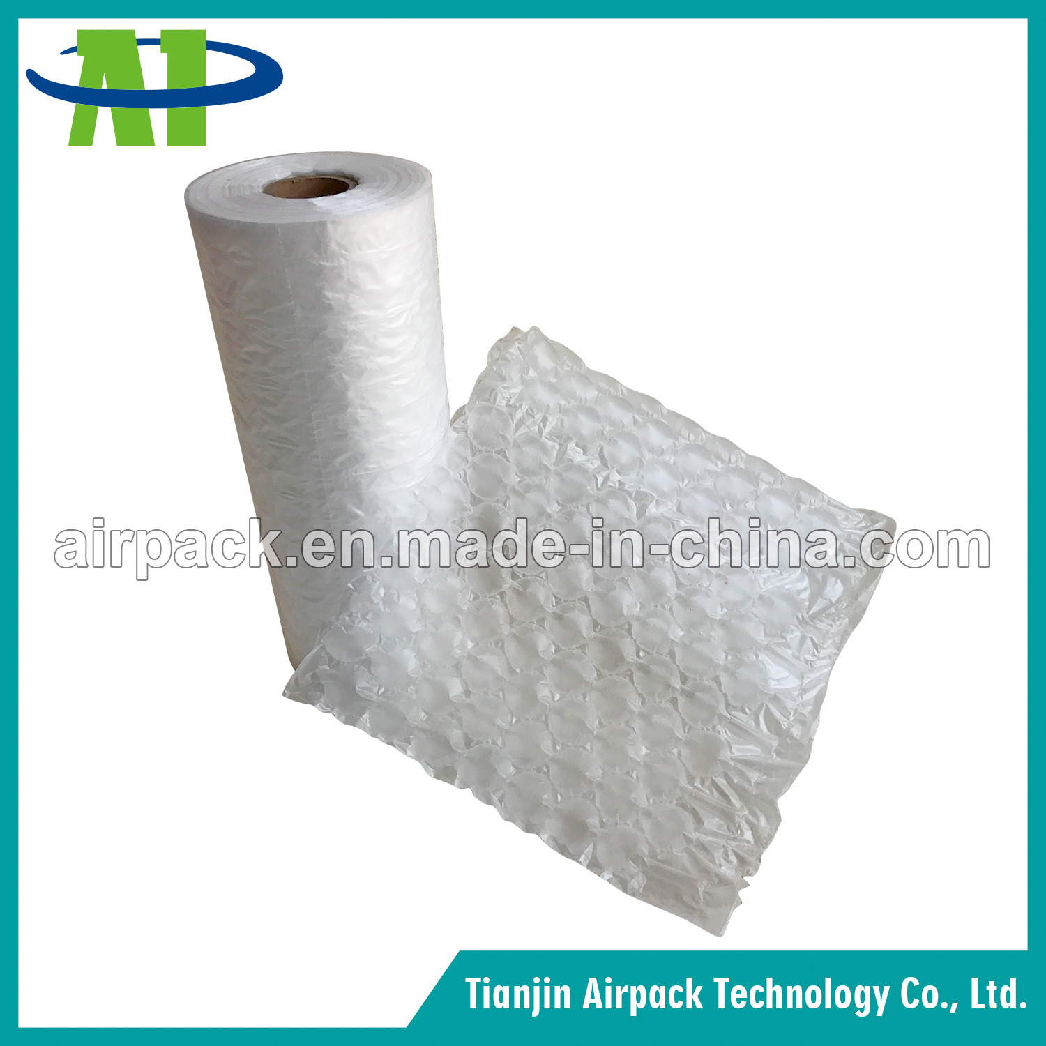 Packing Protective Materials Air Cushion Bubble Film