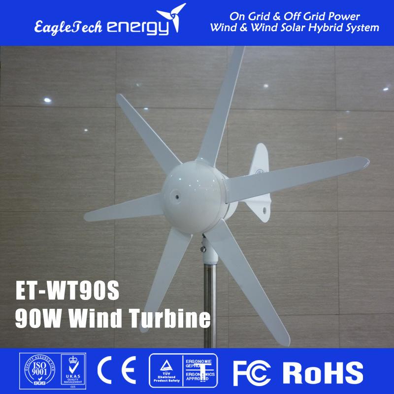 Wind Power System 90W-300W Wind Energy Generator