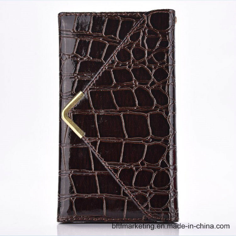 Crocodile Pattern Leather Mobile Phone Case for iPhone 8/8plus