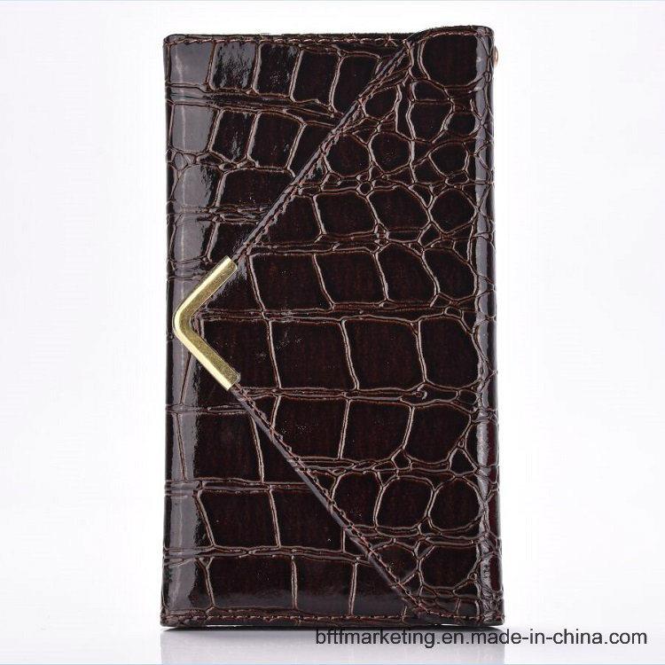 Crocodile Pattern PU Leather Mobile Phone Case for iPhone7/7plus/6s/6splus etc