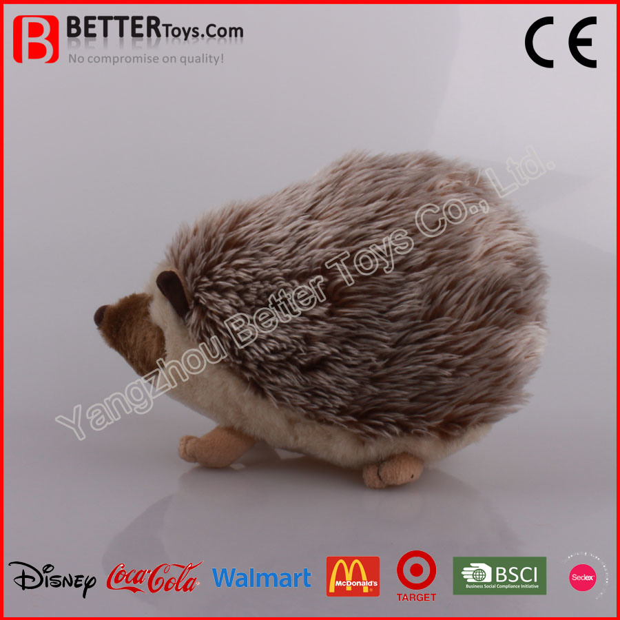 Wholesale Cute Stuffed Animals Plush Hedgehog Soft Toy