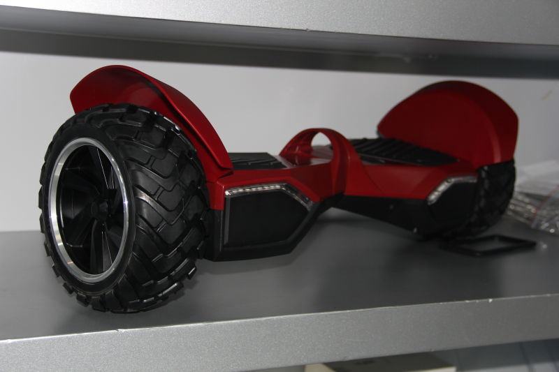 Private Metal Cover 8.5inch 2 Big Wheel Electric Mobility Scooter