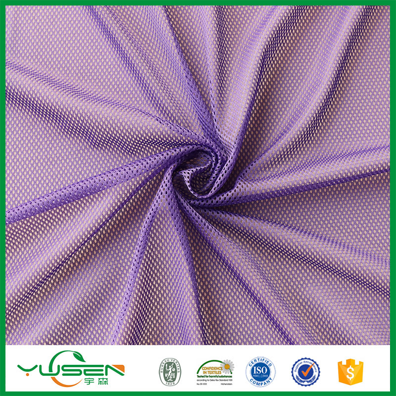 3*1 Warp Kintted Mesh Fabric