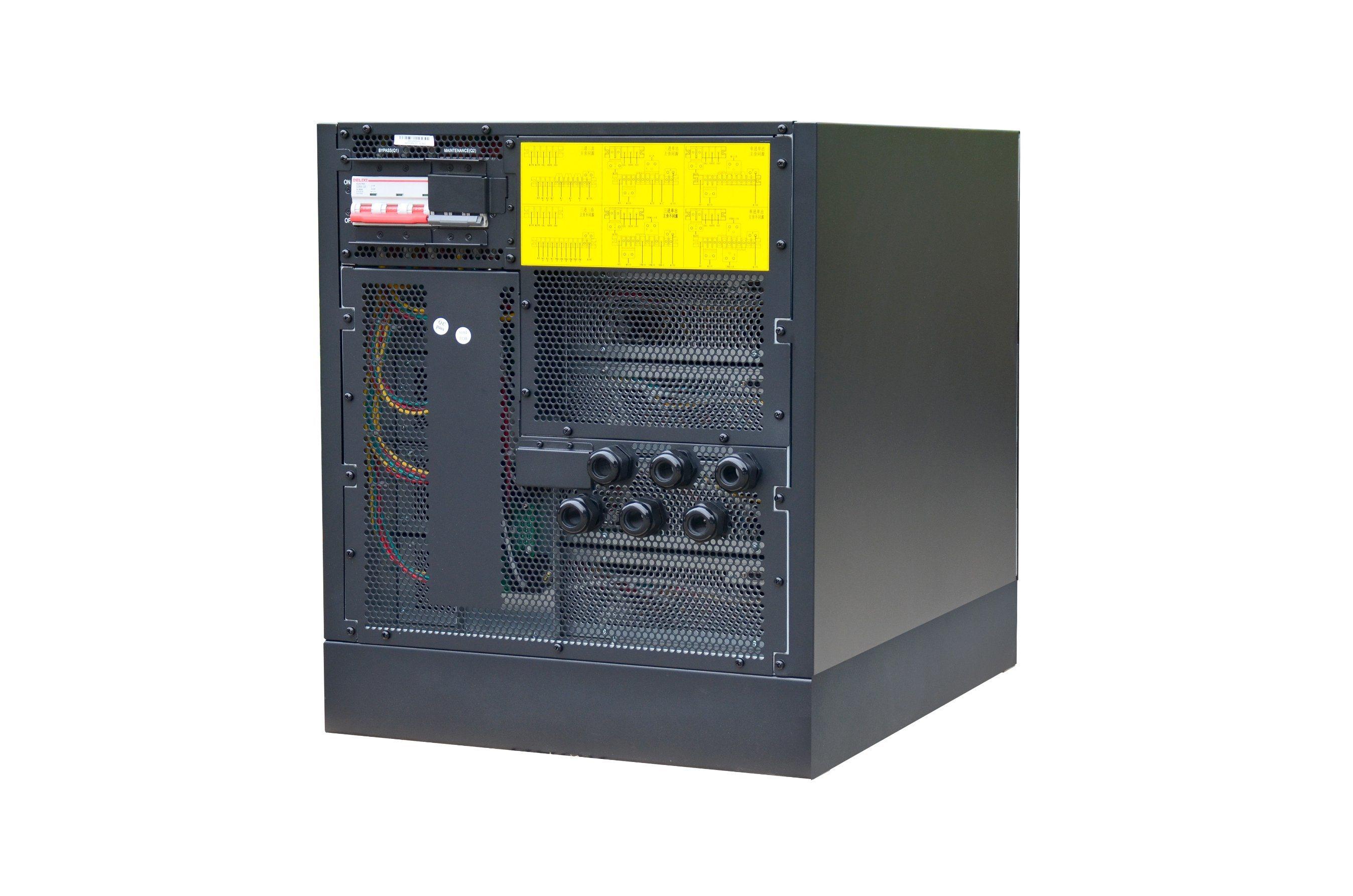 Sun-M Series Modular Online Power Bank UPS 30-60kVA