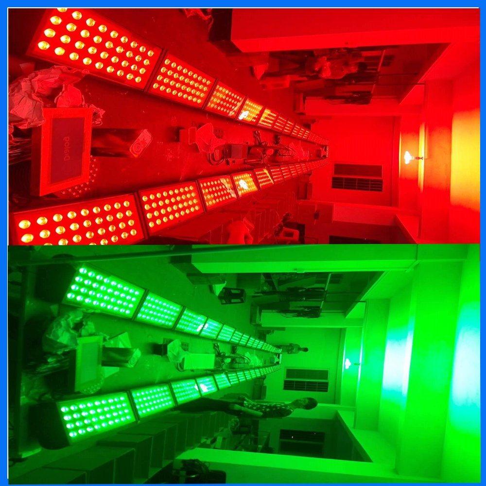 LED Stage Lighting DMX 512 PAR 24PCS*10W Washer Light