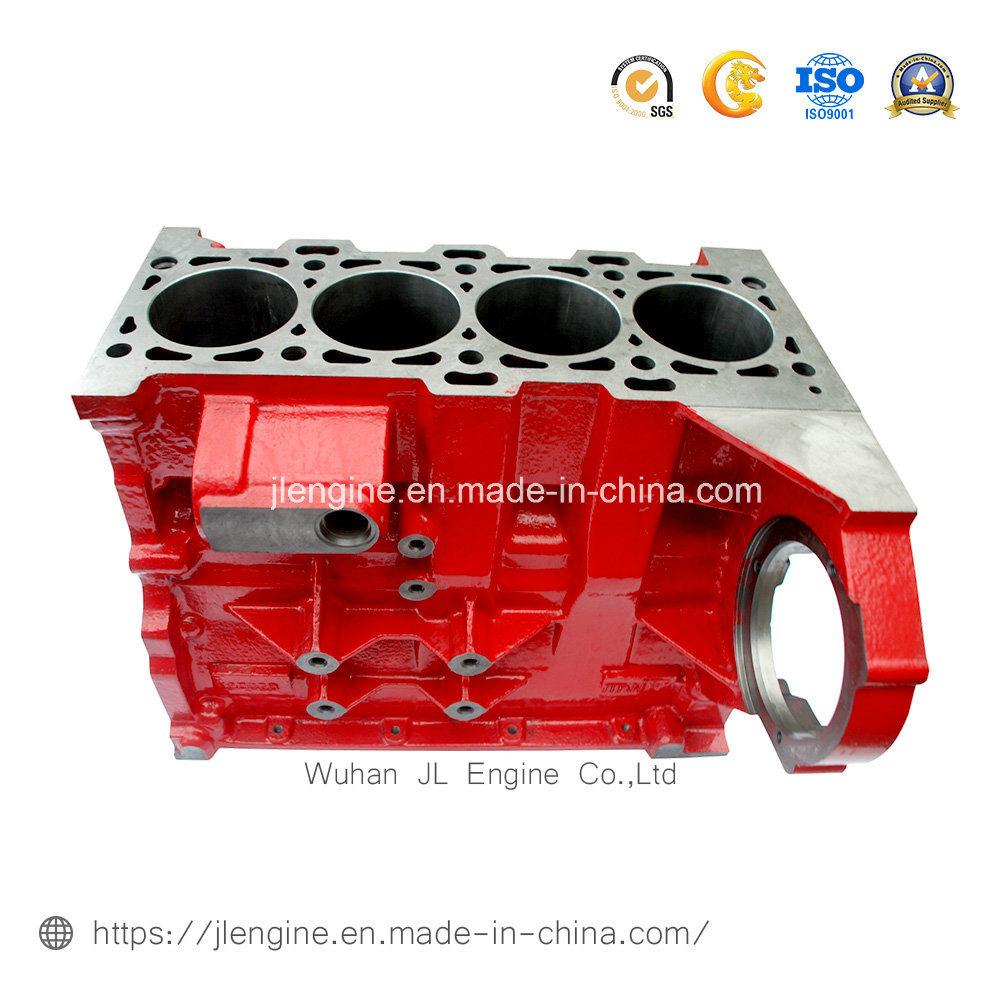 Engine Body Isf2.8 Cylinder Block OEM 5261257 5334639 Foton Crankcase