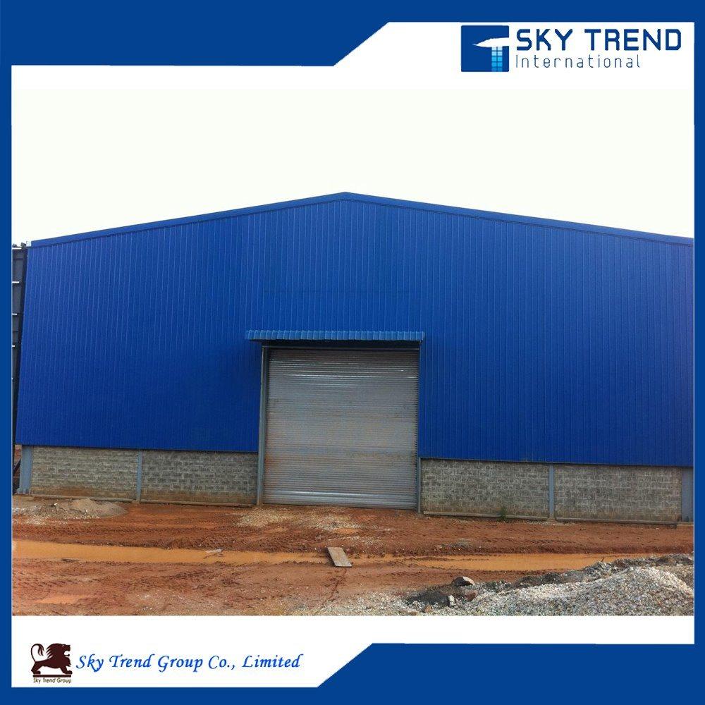 Best Price Pre Engineering Steel Structure Building