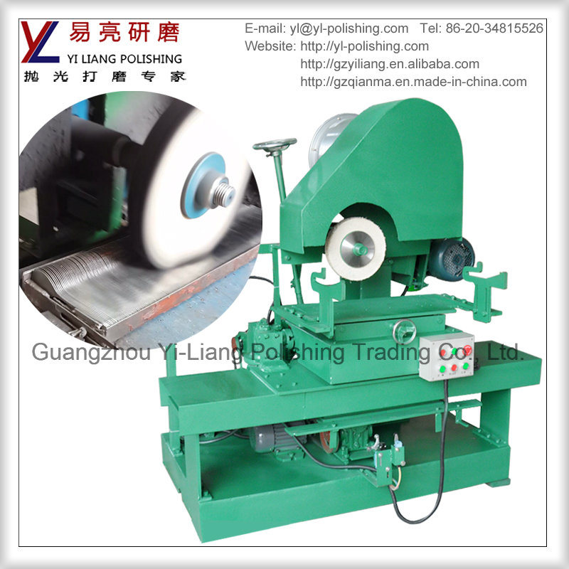 Spoon and Fork Handle Edge Fine Grinding Polishing Machine