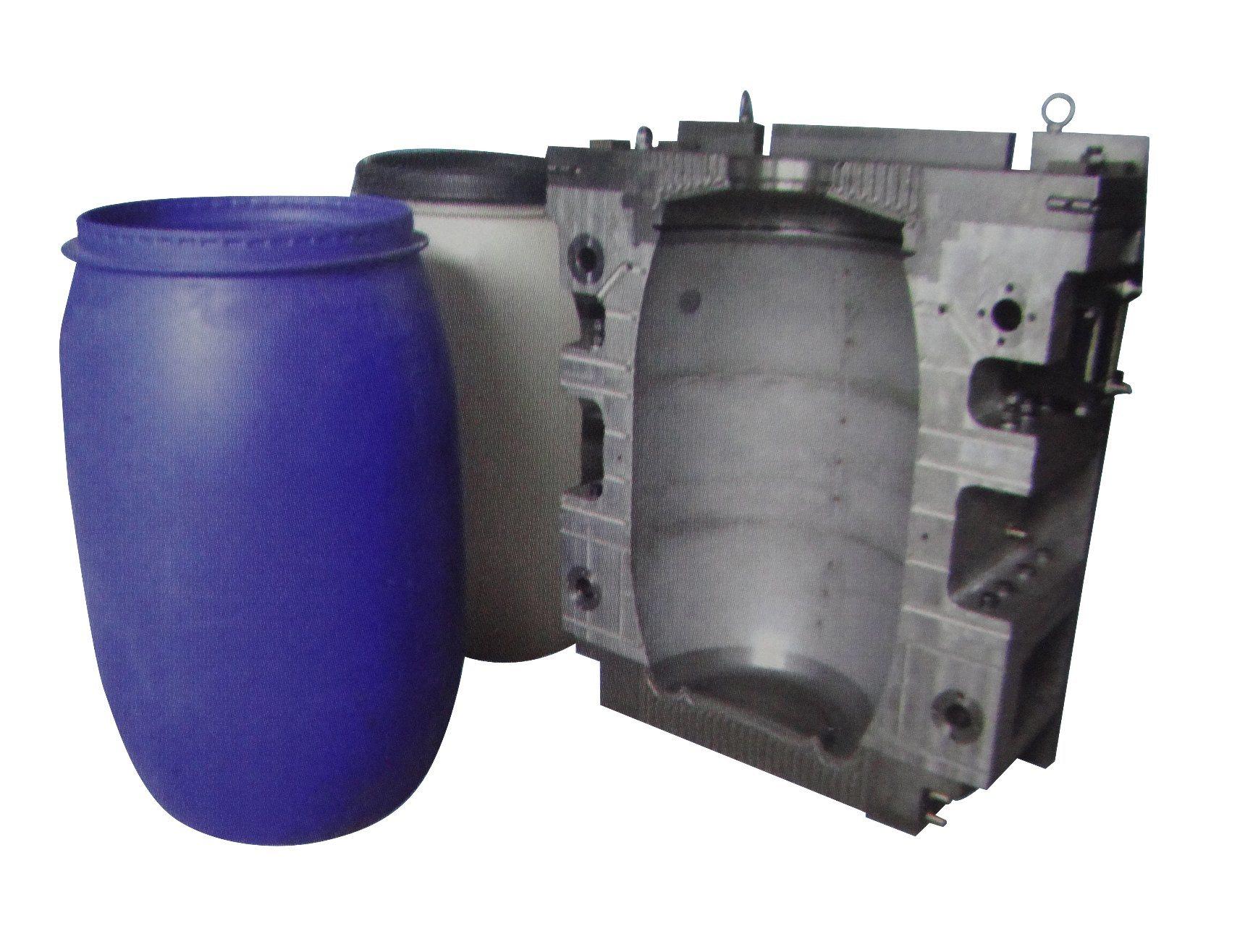 Big Bottle Automatic Extrusion Blow Moulding Machine