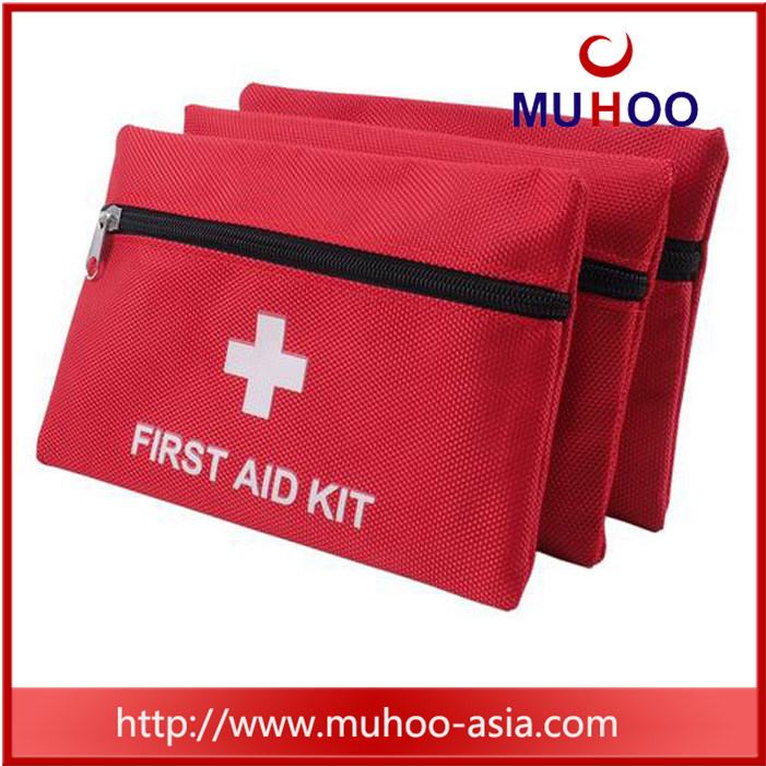 Mini Car Portable Medical Bag First Aid Kit for Travel