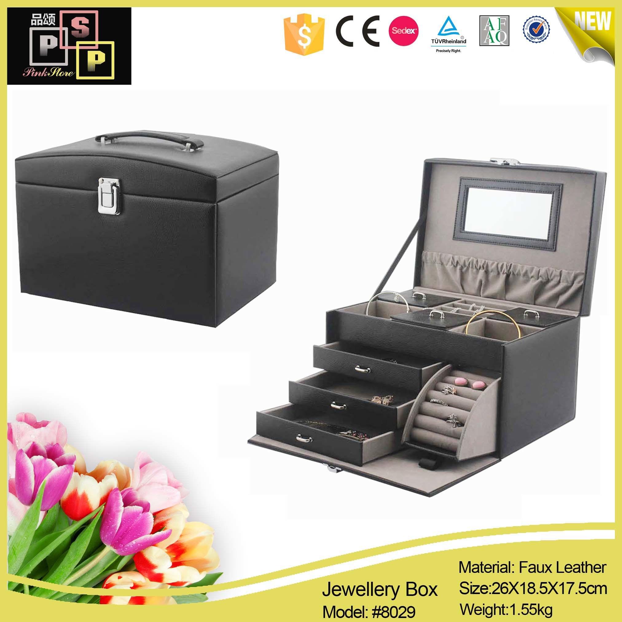 Wholesale Cheap Cardboard Jewellery Box, Custom Jewelry Boxes (8024)