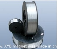 Double Glass Silk Wrapped Round Aluminum Wire