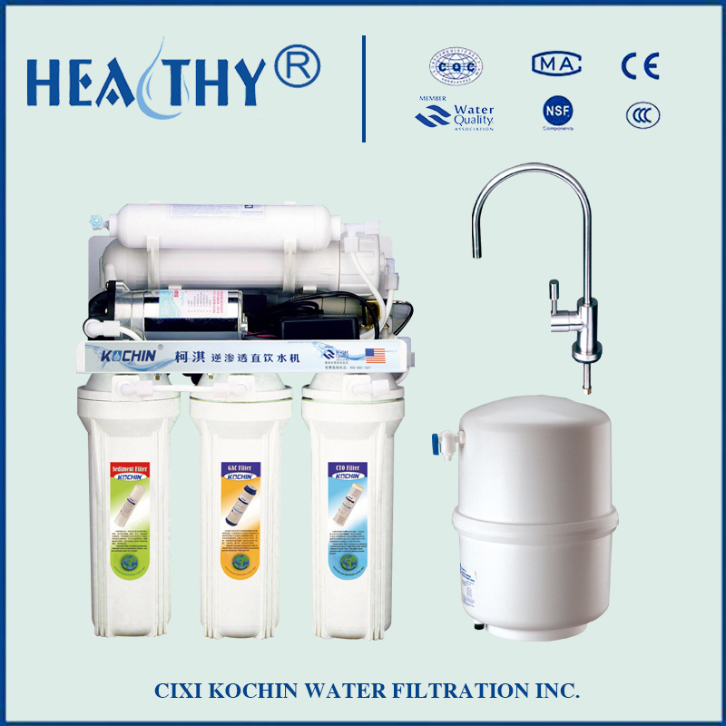 RO Filtration System with Auto Flush (KCRO-5BC)
