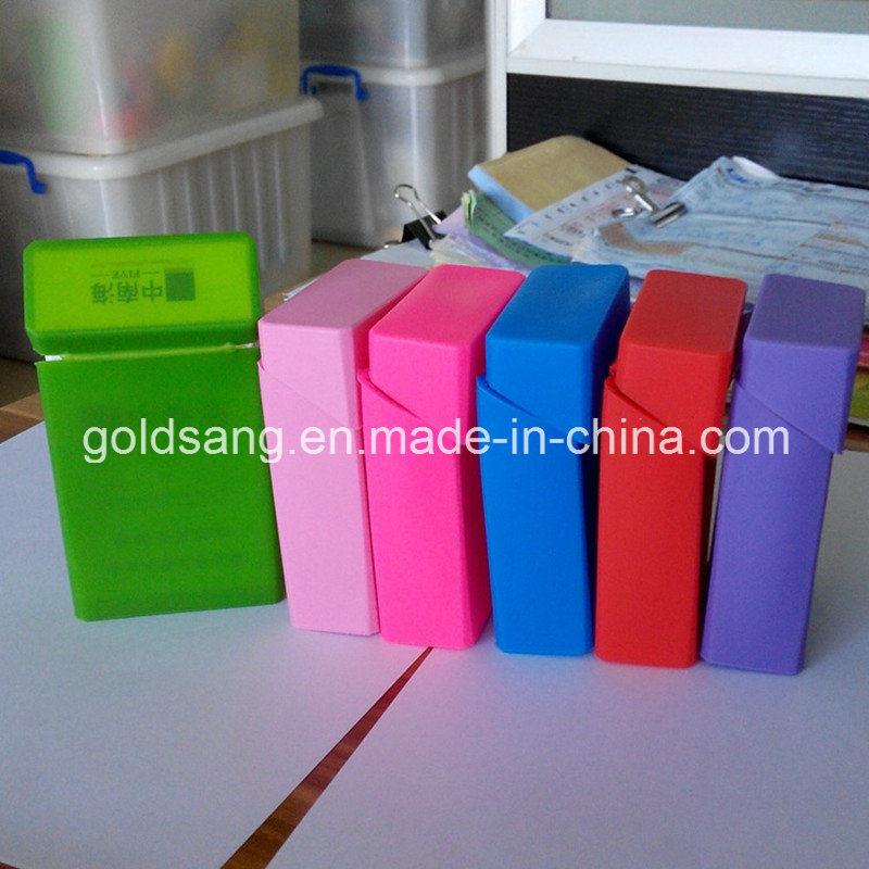 Eco-Friendly Reasonable Price Silicone Cigarette Case / Customizable Cigarette Case