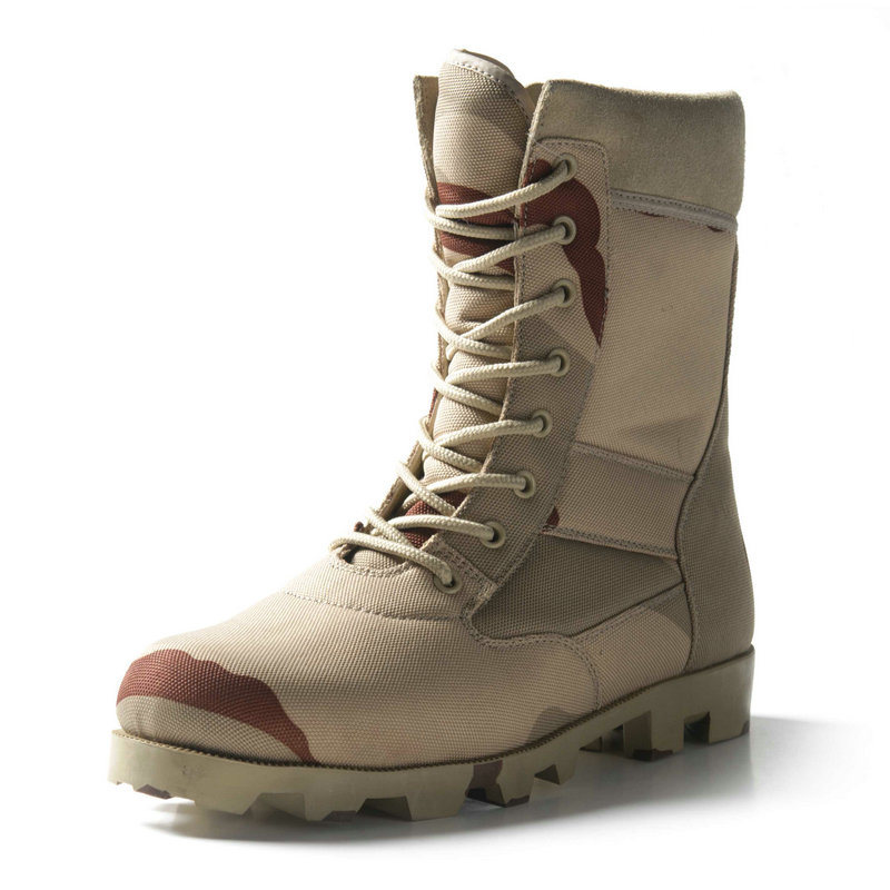 Fashion Style Desert Shoes Military Boots