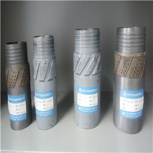High Performance Natural Synthetic Diamond Mineral Core Drilling Diamond Reaming Shell