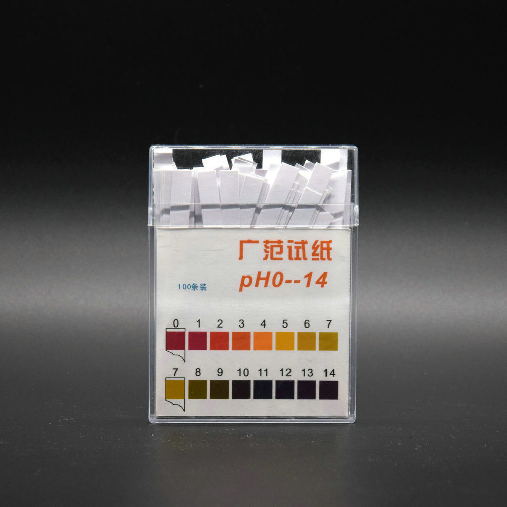 pH Strip 0-14 /Rapid Diagnostic Test Kit/Urine Strip/pH Test