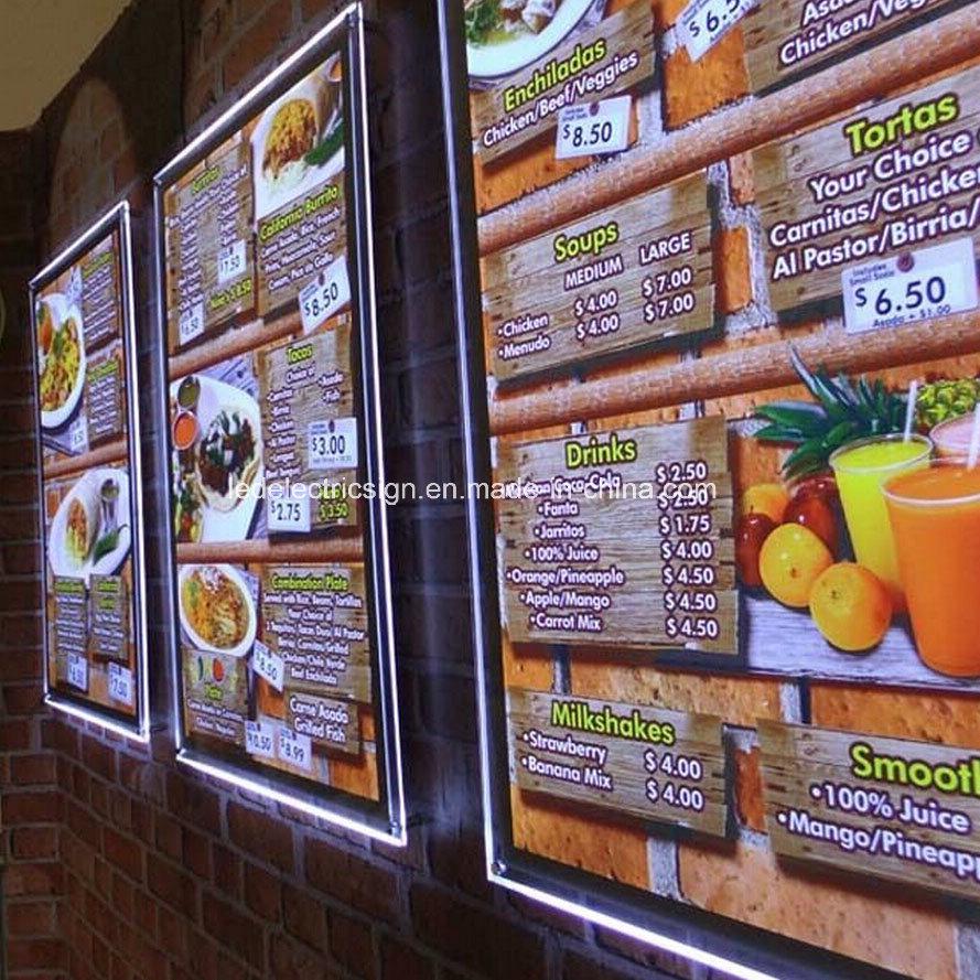 led menu board lighting & Menu Board Lighting. projector menu board quirky cafe ideas ... azcodes.com