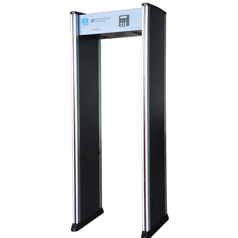 High Sensitive of Walkthrough Metal Detector Door (18 zones) for Sale