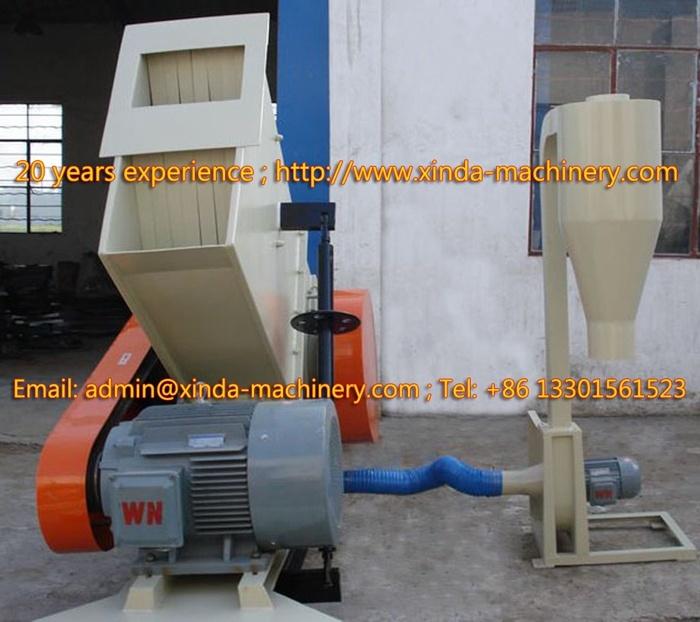 Plastic Crusher Machinery