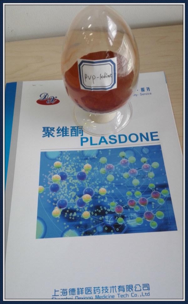 Pvpi (Povidone Iodine/PVP Iodine) Ep/Bp/USP