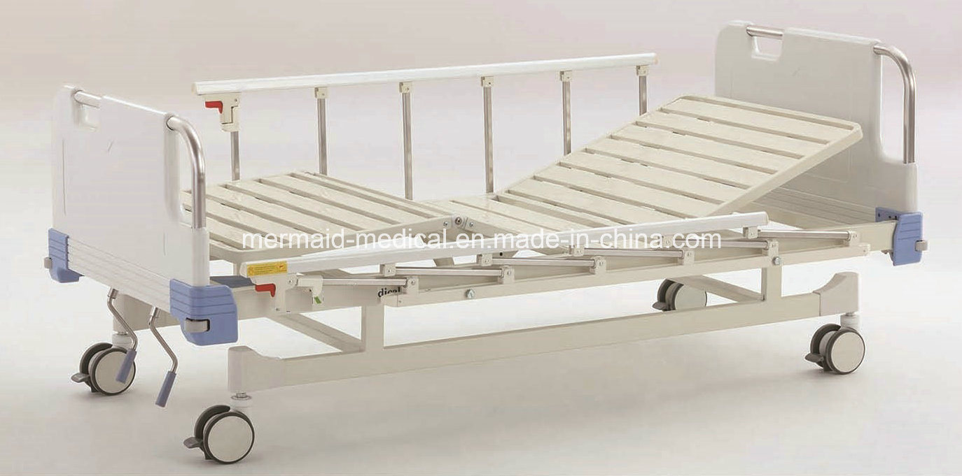 Medical Equipment B-10-2 Movable Full-Fowler Hospital Bed