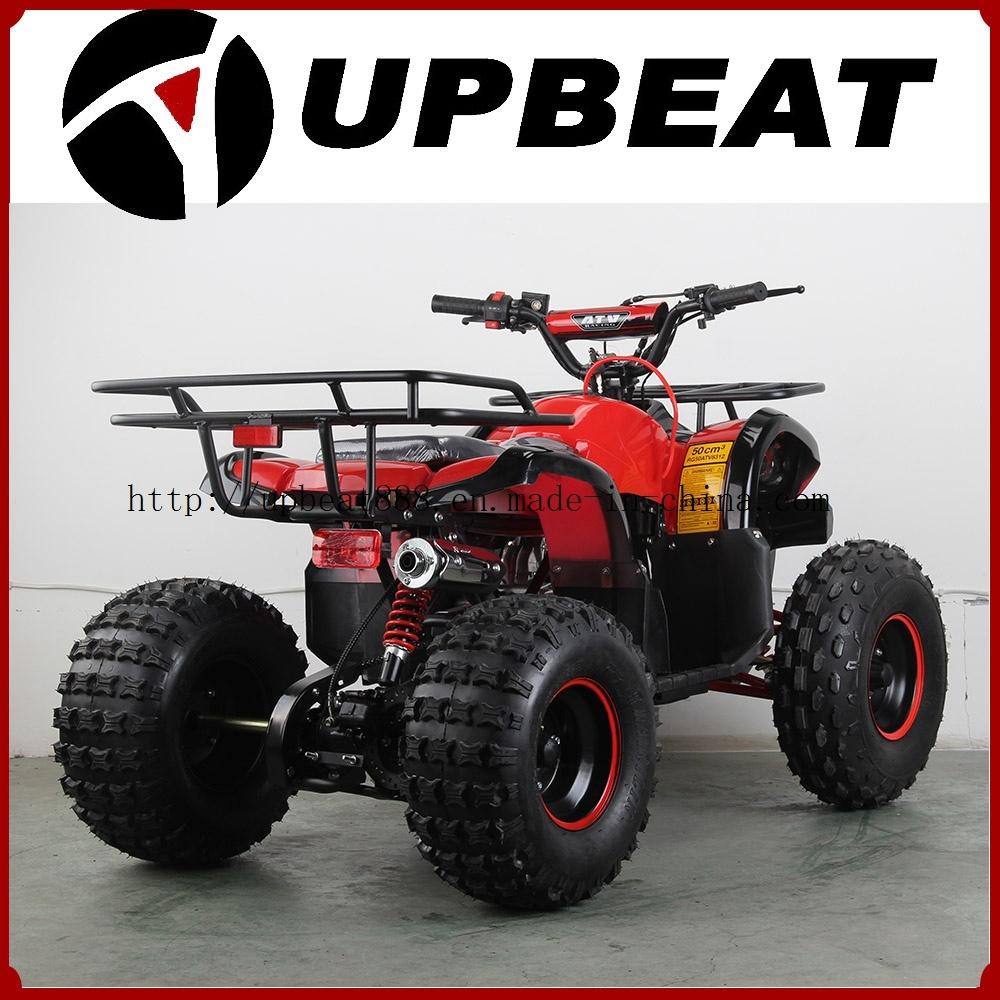 Upbeat Motorcycle Reverse Gear 8 Inch Wheel 125cc ATV