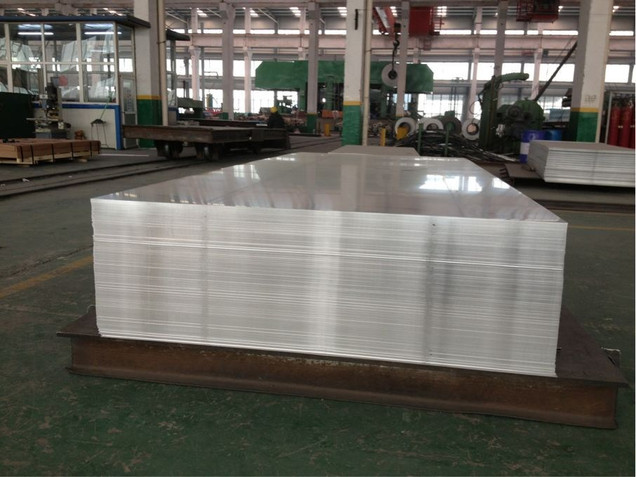 DC Aluminum Sheet for Machinery (1050 1060 1070 1100 1200 1235)