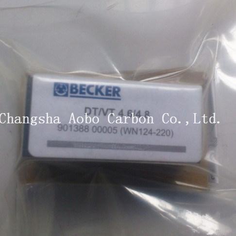Manufacturer Carbon Vane for Rietschle Vacuum Pump KLT25/VTA-80/VTA-140/VLT-15/VLT-10