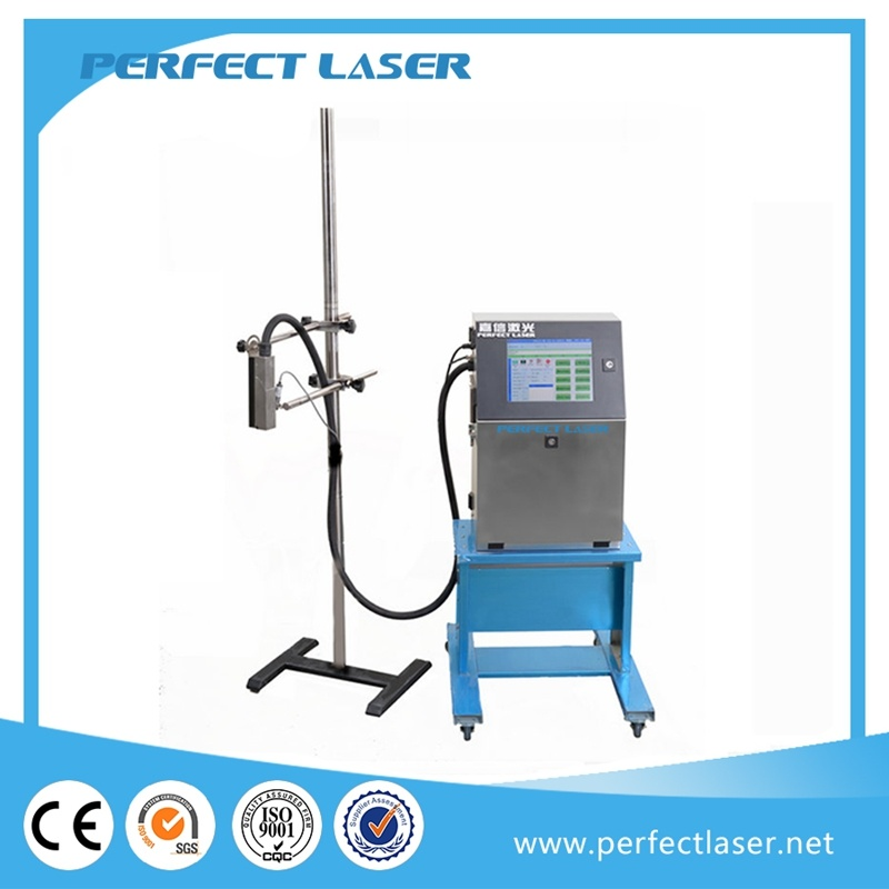 Date Number Inkjet Printing Machine for Botle and Plastic Bag