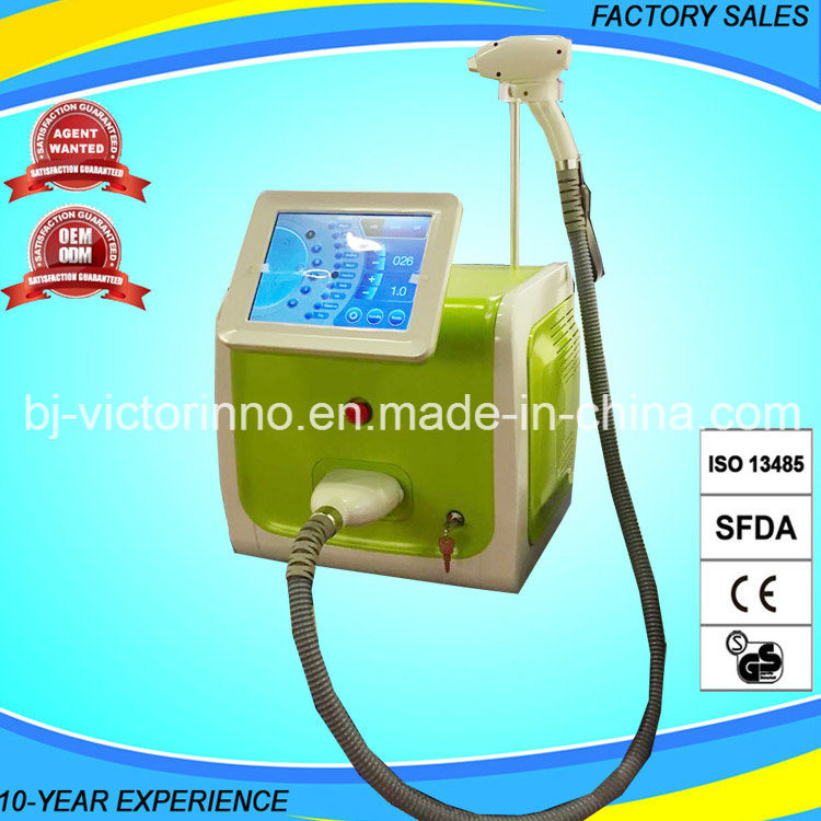 2017 Newest Portable 808nm Hair Removal Diode Laser
