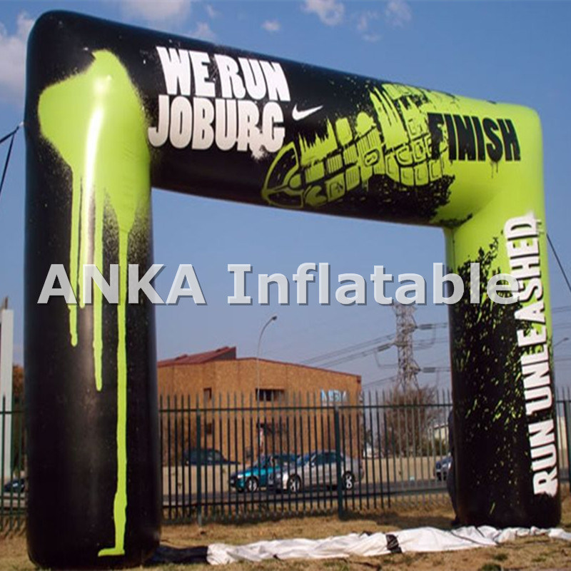 New Customzied Inflatable Print Arch for Promotion