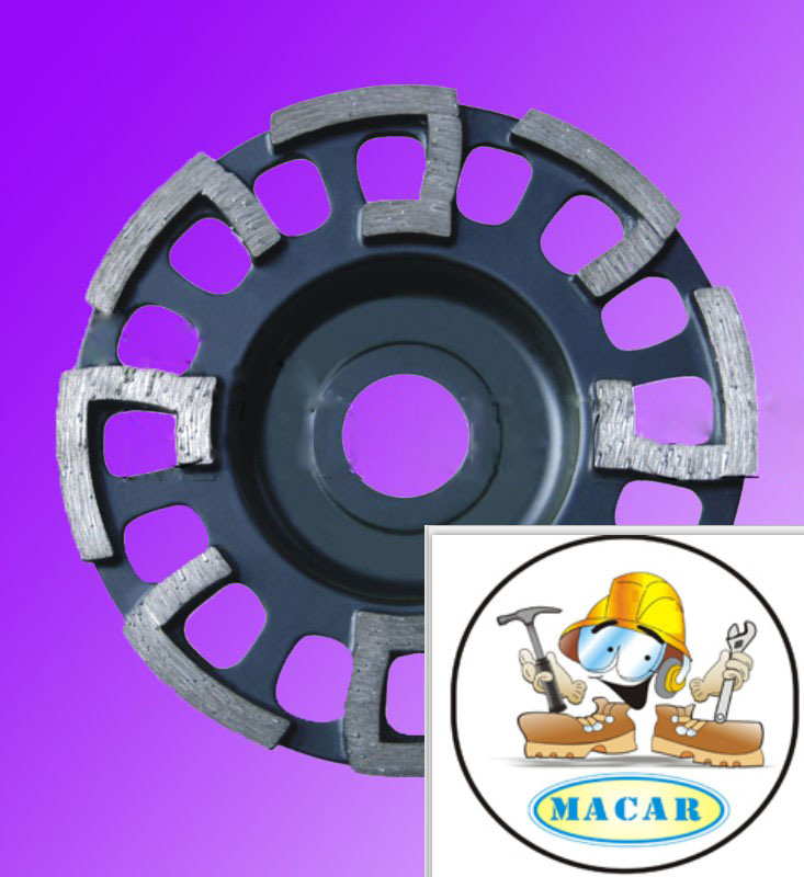High Quality Diamond Cup Wheel with Bow Grinding Cup Wheel