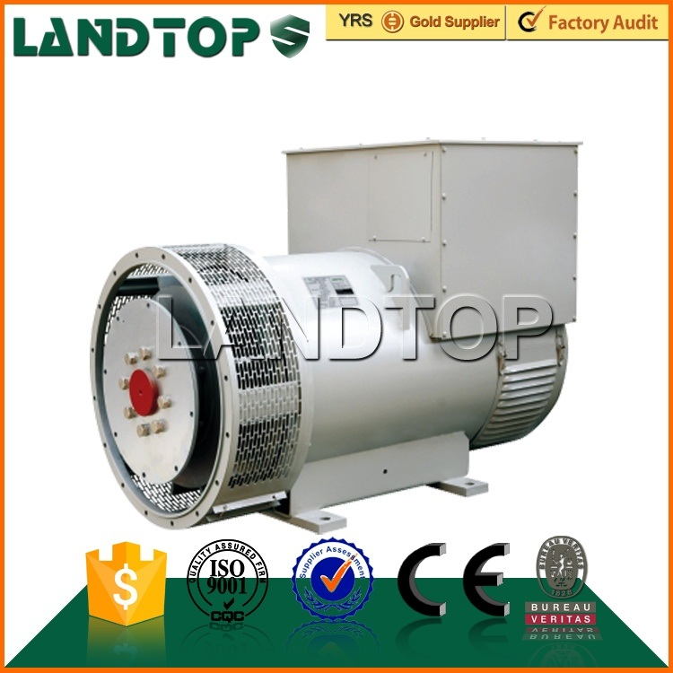 380V 3 Phase AC Brushless Alternator With Power Generator Price List