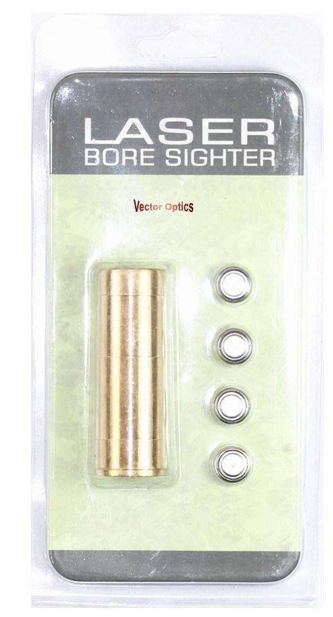 12ga 12 Gauge Cartridge Red Laser Bore Sight