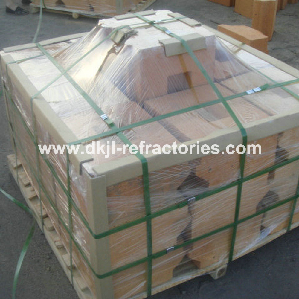 Light Weight Refractory Fire Clay Bricks for Blast Furnaces