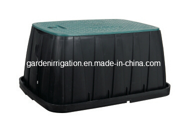 10′′ Round Plastic Valve Box (910 Valve Box) (MX9302)