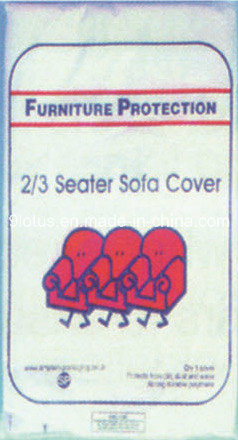 Furniture Protector for Sofa or Bed Plastic Dust Cover