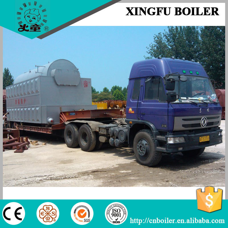 Special Design Sawdust Fired Steam Boiler