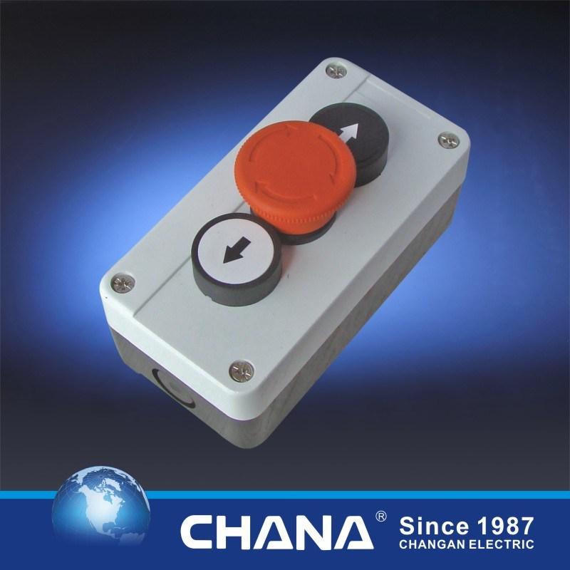 Pushbutton Switch (CB2, CB4, CB5, AD22, AD16, pushbutton box)