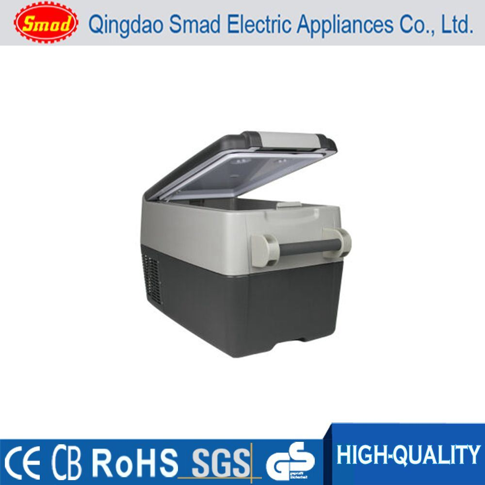 Ce/CB/SAA DC12V Portable Compressor Mini Car Cooler Box