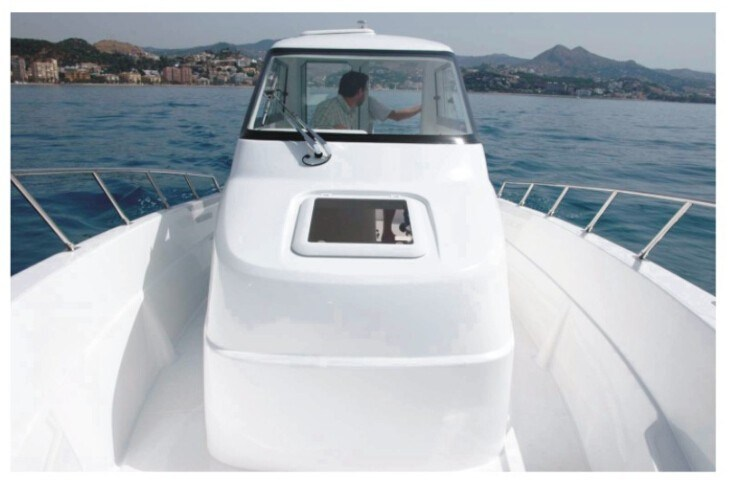 25ft Cabin Fishing Good Quality Boat