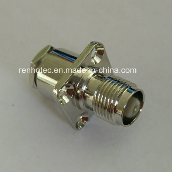 Right Angel Reverse Polarity TNC Male Connector for Cable LMR300