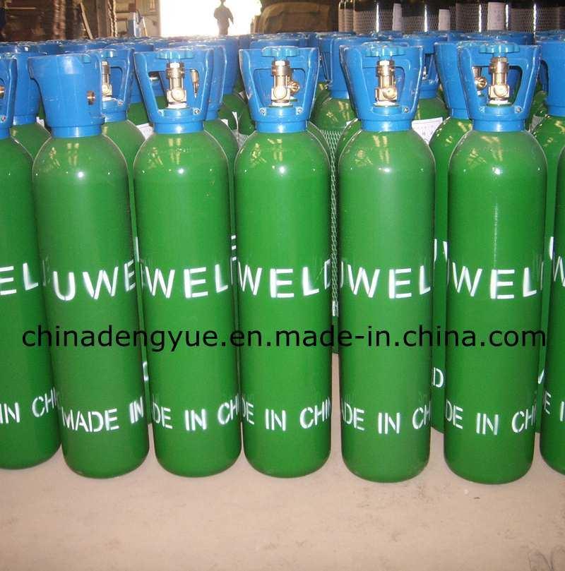 High Pressure Oxygen Nitrogen Argon Hydrogen Helium CO2 Gas Cylinder