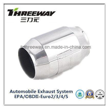 Car Exhaust System Three-Way Catalytic Converter #Twcat004